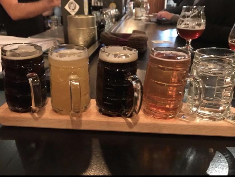My Top 5 Beers Of2019